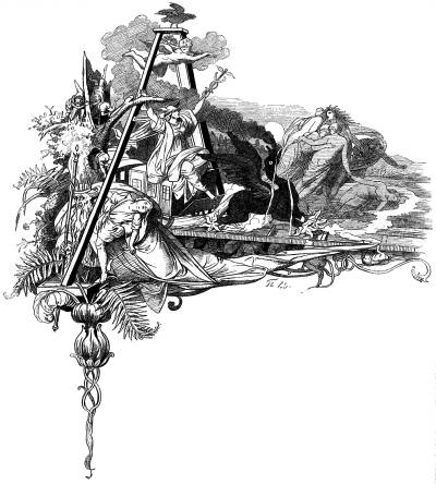 Die Gartenlaube, illustration du livre édité par Ernst Keil en 1872
