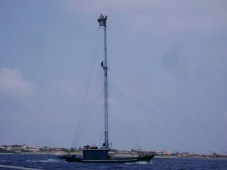 navire pêche à l'espadon