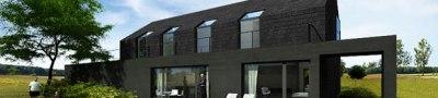Tamizo Architects : projet de maison minimaliste à Namyslow, Pologne