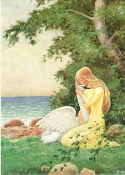 The Wild Swans – Rudolf Koivu