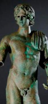 l'Ephèbe du musée d'Aude - 300 ans avant J.C.