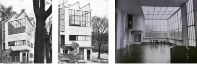 maison-atelier Ozenfant à paris, Le Corbusier