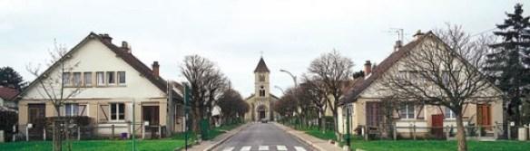 cité jardin d'Orgemont à Argenteuil