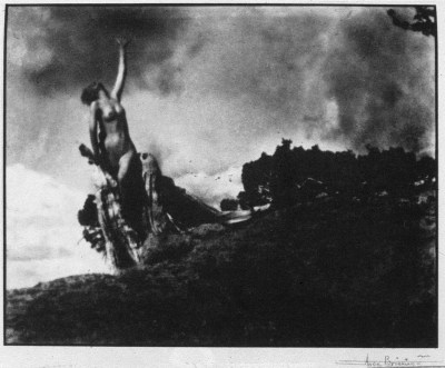 Anne Brigman - Soul of the Blasted Pine - 1908