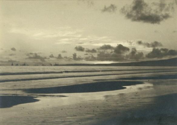 Long Beach from Palos Verdes, circa 1915