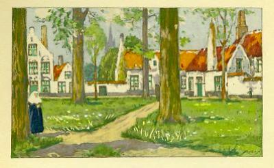 Henri Cassiers - le Borinage à Bruges