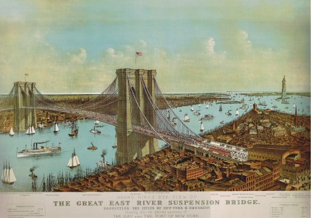 Brooklyn Bridge, 1892