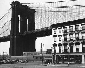 Brooklyn Bridge, 1930