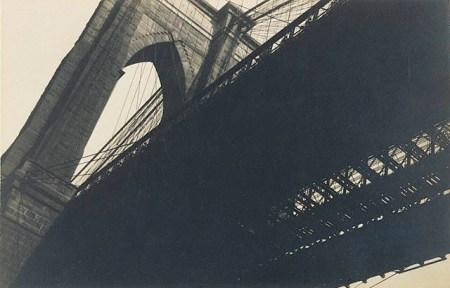 Evans Brooklkyn Bridge, 1928-29