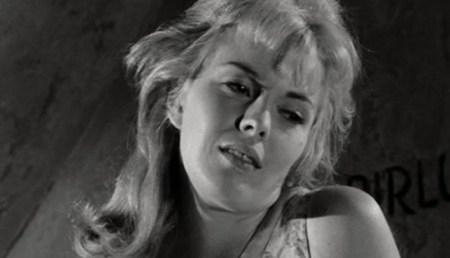 Jean Seberg dans Lilith de Robert Rossen