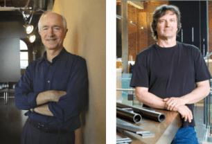 Jim Olson et Tom Kundig, architectes