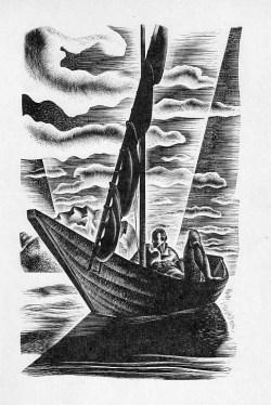 Lynd Ward - Frankenstein, 1934