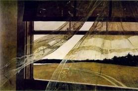 André Wyeth - vent marin