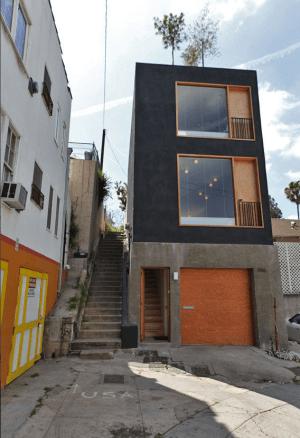 maison de ville à Los Angeles, CA, USA – Anonymous Architects, Simon Storey - photo Elisabeth Daniels