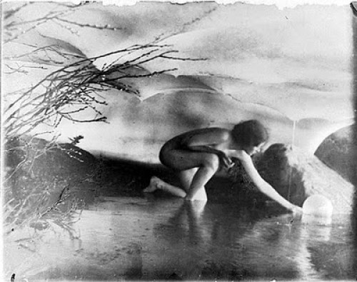 by Anne Brigman
