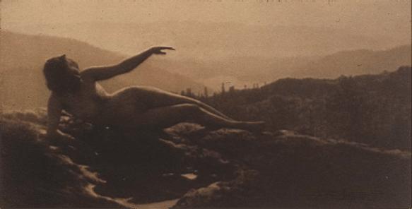 Anne Brigman - l'aube