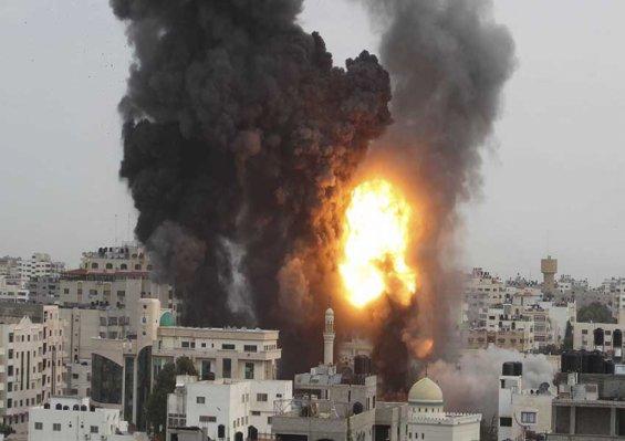 Gaza – Nous n'oublions pas