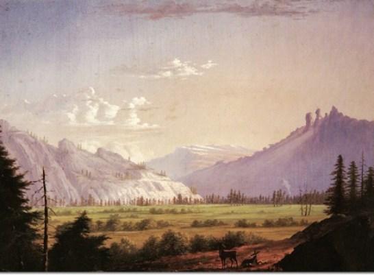 Thomas Almond Ayres - Tuolumne Meadows