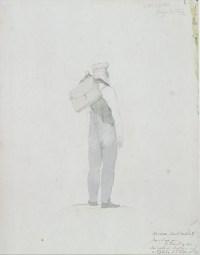 georg_friedrich_kersting_-_caspar_david_friedrich_on_his_journey_through_the_giant_mountains_-  randonnée dans le Riesengebirge, 1810-_google_art_project