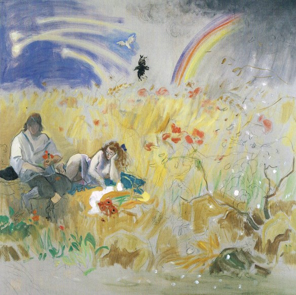 Alexander Goudie - illustartion du poème Tom o'Shanter de Robert Burns - 1