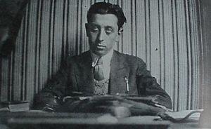Robert Desnos (1900-1945)