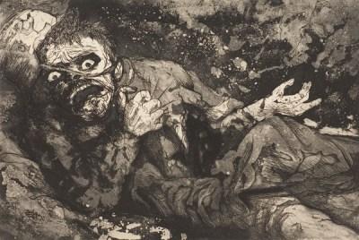 Otto Dix - la Guerre