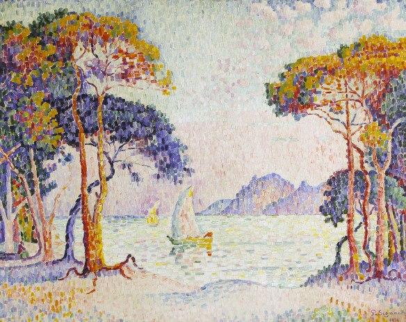 SIGNAC_Juan-Les-Pins_1914