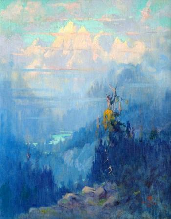 Ziegler Eustace Paul - Mount McKinley