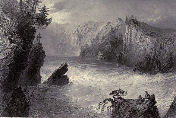 w-h-bartlett-split-rock-st-john-river-canadian-scenery