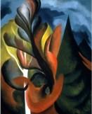 okeefe-maple-and-cedar-lake-george-1922