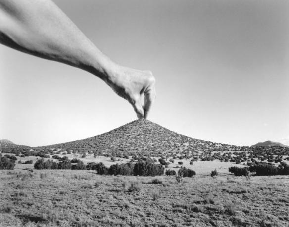 Arno Rafael Minkkinen, Santa Fe, USA, 2000