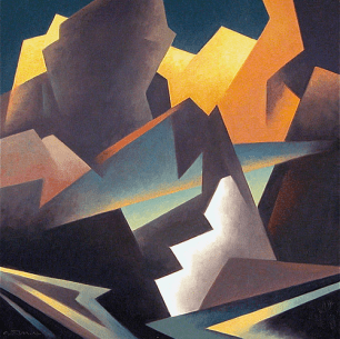 Storm Elements by Ed Mell