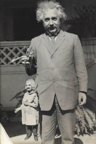 Albert Einstein - le scientifique et son double.jpg