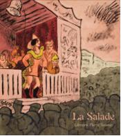 La Salade, Librairie Pierre Saunier