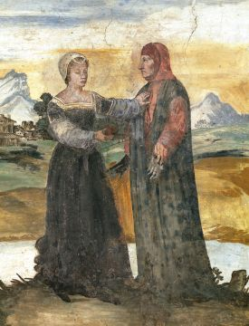 Le 6 avril 1637, Coup de foudre de Pétrarque pour Laure de Noves