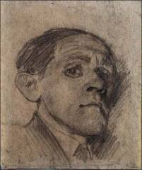 bruno-schulz-self-portrait-1933