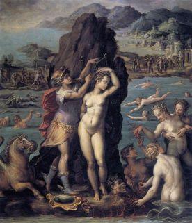 Perseus and Andromeda, 1570 - Giorgio Vasari..jpg