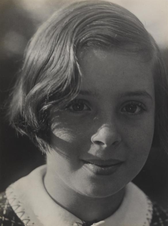My Child 1931 by Aenne Biermann 1893-1933