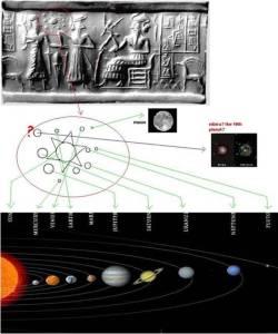 Solar System Diagram4