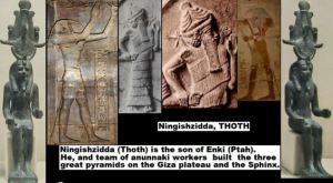 Cuneiform Ninghzidda