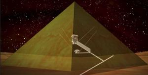 Great Pyramid shafts to Orion belt and Sirius