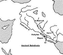 Babylon Map