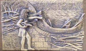 Gilgamesh meets Noah