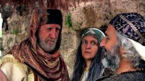 Abe offers Sarah to Abmelech