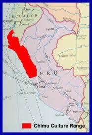 Chimu map
