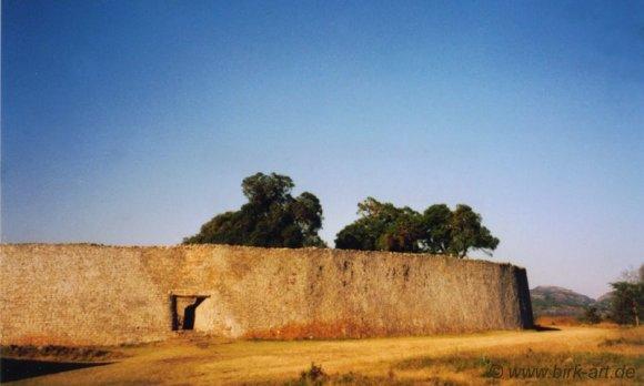 Zimbabwe Wall2