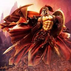 Ninurta - Ares -Indra Commander Enlil's Heir