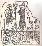 Anunnaki Princess Inanna and half breed Sargon conquered Earthlings