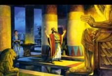 Marduk welcomes Cyrus