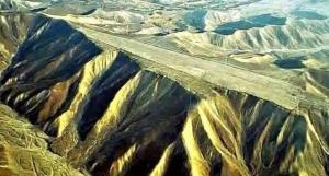 Nazca runway